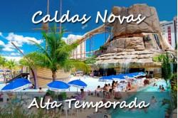 Pacote de Viagem para Caldas Novas 2021 - Alta Temporada - 06 Dias